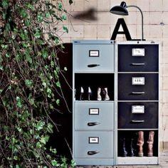 metal filing cabinet dresser