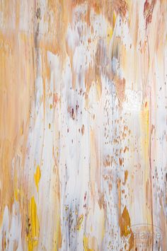 DIY Abstract Oil Painting. Would use different colors though...