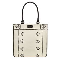 an everyday tote should be playful and make you smile [kate spade]