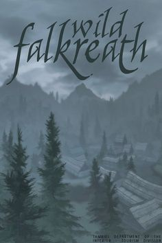 falkreath | pano of screenshots taken in skyrim, edited in p… | Flickr