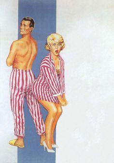 """""""The Pajama Game"""" (1957)"""
