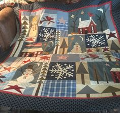 Jan Patek Quilts: 2016 is Off to a Good Start: Winter Solstice