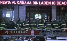 Firefighters Killed On 9 11 Thomas | Worldwide reaction to Osama bin Laden's death