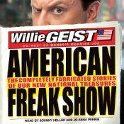 In just three short years, Willie Geist has gone from behind-the-scenes producer at MSNBC to rising on-air star, as the host of Way Too Early with Willie Geist and cohost of Morning Joe. He's fast, he's funny---something of an early-morning Jon Stewart. Now, in his first book, Geist focuses on America's ongoing parade of giant pop culture personalities, beings inflated by the Internet and twenty-four-hour cable news and tethered only loosely to the ground.