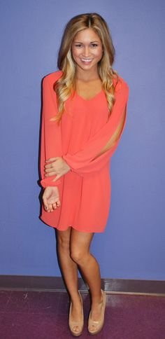 coral. love this site, so many cute dresses!