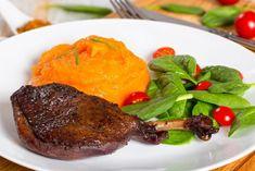 Ketonová dieta v praxi Steak, Food, Essen, Steaks, Meals, Yemek, Eten