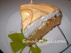 Яблочный пирог с меренгой. Пошаговый рецепт с фото на Smakoliki.com