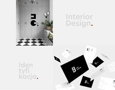 Working On Myself, New Work, Profile, Behance, Website, Interior Design, Logos, Gallery, Check