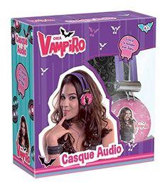 Canal Toys – Chica Vampiro – Casque Audio: 1 Casque audio Super votre look avec ce casque à l'effigie de Chica Vampiro ! Ecoutez toutes vos…