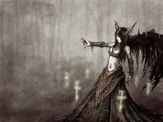 Morgana Le Fay | Thread: Morgana Le Fay Art by Ayanor
