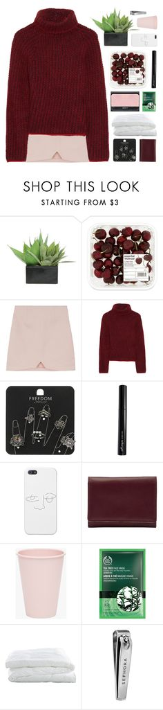 """Valentine's Day"" by w-eakness ❤ liked on Polyvore featuring Lux-Art Silks, Etro, Topshop, Antonym, John Lewis, Bloomingville, NARS Cosmetics, The Body Shop, Crate and Barrel and Sephora Collection"