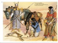 Armies of the Medieval Rus - Google Search