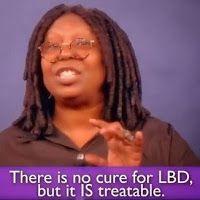 Whoopi Goldberg on Lewy Body Dementia