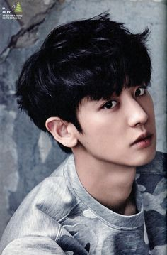 CHANYEOL // EXO Season's Greetings 2015 Calendar