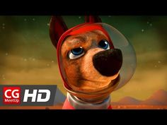 "CGI Animated Short Film ""Laika and Rover"" by Lauren Mayhew Brain Break Videos, Broken Video, Cgi 3d, Film D, All Video, Happy Endings, Animation Film, Conte, Scooby Doo"