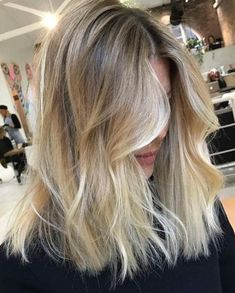 """522 Likes, 4 Comments - Hair Salons Across Australia (@_edwardsandco) on Instagram: """"Creamy Blonde Colour by @colourxdonna and styling by @charlie_edwardsandco. #edwardsandco…"""""""