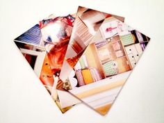 Make your own original envelopes using repurposed magazines in just seconds! | Magazines.com #DIY