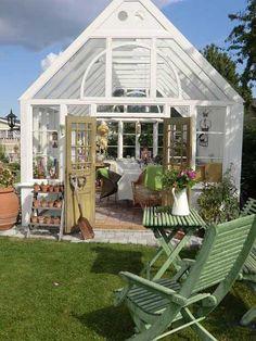 Platsbyggt växthus - Byggahus.se