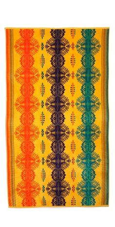 Pendleton, The Portland Collection Sun Dancer Towel.   Everyone needs a wonderful beach towel.