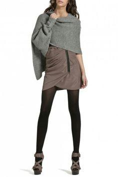 One arm knit sweater? Love it! #missme