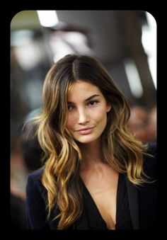 Waves - ok sending this out to my hair stylists - this is how I want my hair - not every day but from time to time!