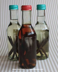 Homemade Vanilla-just 6 weeks to amber perfection!