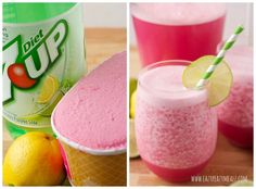 Canada Dry Ginger Ale® and 7UP® Punch Recipes - Eazy Peazy Mealz