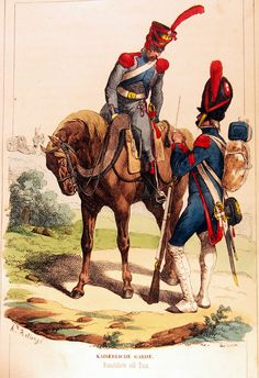 NAP- France: French Artillery of the Imperial Guard, by Joseph Louis Hippolyte Bellangé.