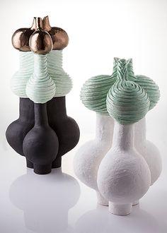 2014-2015 - Martine Jackson ceramics