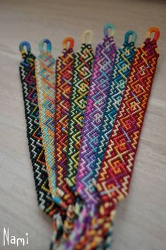 Photo of #83332 by Nami358 - friendship-bracelets.net