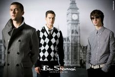 Ben Sherman Ben Sherman, New Mods, Textile Design, Travel Style, Fall Winter, Suit Jacket, Mens Fashion, London, My Style