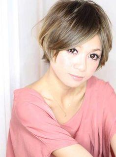 Pixie Cut for Asian Hair