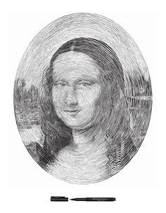 Meisterwerke der Weltkunst gemalt mit einem gewoehnlichen Schreibstift http://kunstop.de/meisterwerke-der-weltkunst-gemalt-mit-einem-gewoehnlichen-schreibstift/ #Meisterwerke #Weltkunst #gemalt #gewoehnlichen #Schreibstift