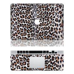 Leopard MacBook Skin | Best cases