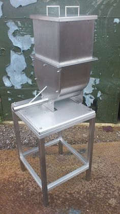Stainless fabrication Stainless Steel Fabrication, Stool, Furniture, Home Decor, Decoration Home, Room Decor, Stools, Home Furniture, Chair