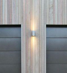 Exterior Wall Light, Cedar Walls, Exterior Cladding, Cedar Cladding, Cedar Homes, Wood Cladding Exterior, Modern House Exterior, Cedar Shiplap, Vertical Wood Cladding