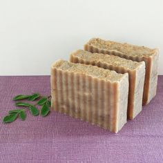 Superfruit, Moringa & Shea Butter Soap Bars! Natural, Handmade, Custom Designed! Passionfruit Acai Berry Scent with exfoliating organic seabuckthorn berry & acai extracts! $5.95 per bar!