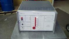 Valhalla Scientific 2555A AC-DC Current Calibrator Transconductance Amplifier. 100A.