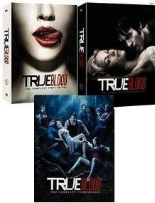 True Blood  Eric, Bill, Alcide, Godric, Jason, Terry...so many boys, so little time. ;)
