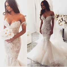 Amazing! Love this Steven Kahil wedding dress!!