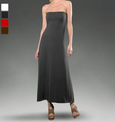 ECO-HYBRID Maxi Skirt/Dress Made in USA: All American Clothing Co