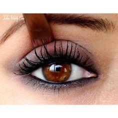 (231) Indian Vanity Case: Kareena Kapoor's Eye Makeup Tutorial |... via Polyvore