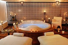 Prima Spa Club, Dead Sea - Private Massage room