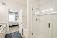 Arlington Apartments, Villa, Alcove, Bathtub, Bathroom, Real Estate, Furniture, Standing Bath, Washroom