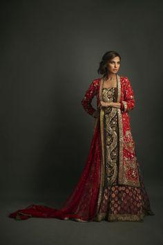 Bridal Elegance : Nida Azwer