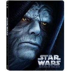 Star Wars: Episode VI - Return Of The Jedi (Limited Edition Collectible Steelbook) (Blu-ray) - Walmart.com