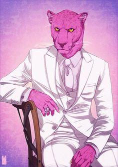 Pink Fluo Panthera ! ANTHROS-Kim-Nguyen-18