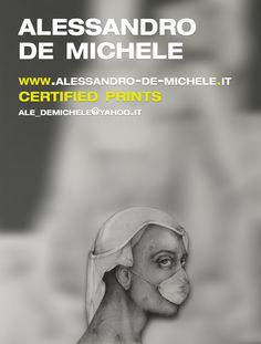 Consegna e pagamenti sicuri con paypal o in contrassegno. Visita www.alessandro-de-michele.it e prenota la tua stampa!