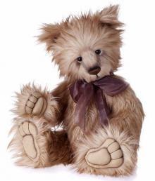 Charlie Bears 2012 'Catherine' Plush Teddy Bear