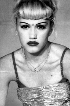 Young Gwen● then... but not now. Seems alot of the talent came from the rest of no doubt. bc her work under Gwen, not so much... holla back noooooooooooo. lol.